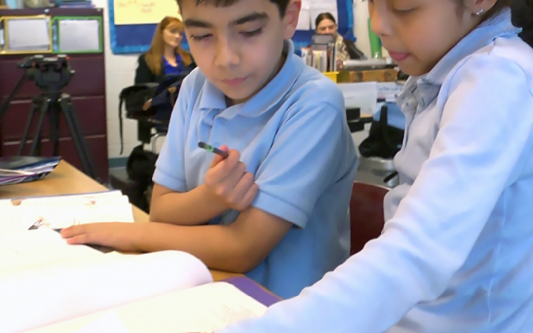 Increasing Cognitive Demand and Focusing on What Students CAN Do