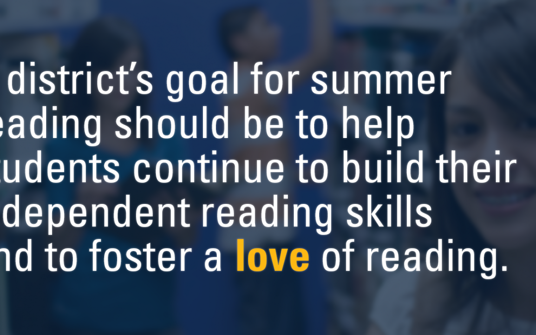 Liberating Your Summer Readers