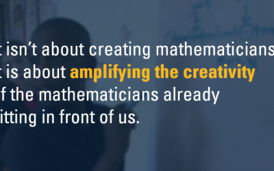 Making Space for Creativity Using A Mathematics Lesson Routine